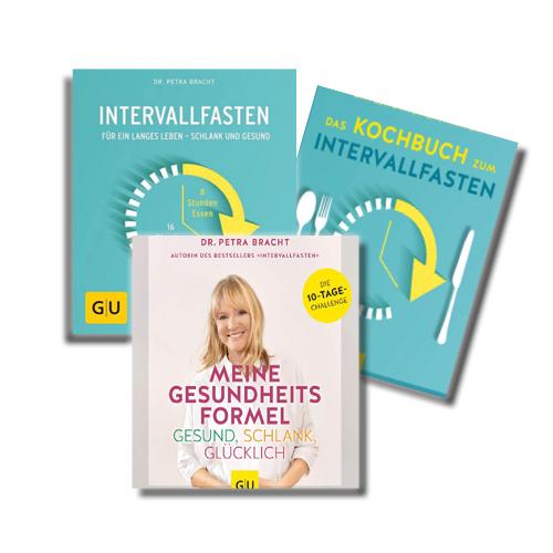 Starte mit dem Gesund und Fit Set von Liebscher & Bracht noch heute Deine Lebensweise nach dem Intervall-Fasten-Prinzip und werde gesund und glücklich damit.