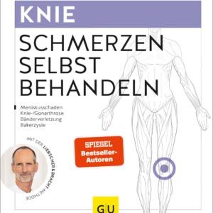 Das neue Buch aus dem Hause Liebscher & Bracht - Knieschmerzen selbst behandeln.