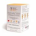 UnoCardio 1000 Omega-3 Kapseln mit 1000mg EPA DHA hochdosiert