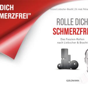 Rolle Dich schmerzfrei aus dem Hause Liebscher & Bracht.